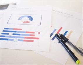 ドクタートラストのセミナーでは、参加者にわかりやすい資料をお配りします